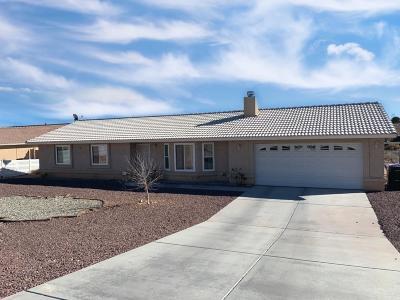 Victorville Single Family Home For Sale: 16293 Figueroa Road