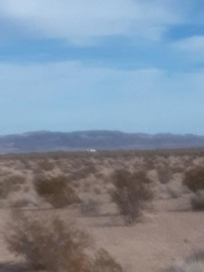 Newberry Springs Residential Lots & Land For Sale: Near Bragdon Road