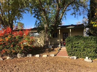 Pinon Hills Single Family Home For Sale: 10426 Mountain Road