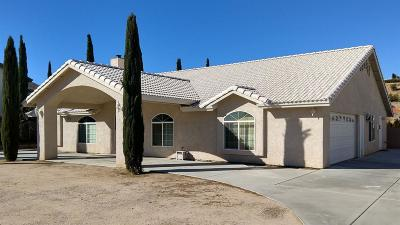 Hesperia Single Family Home For Sale: 7630 Calpella Avenue