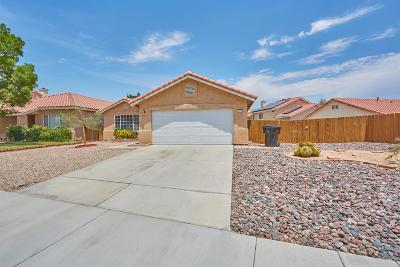 Victorville Single Family Home For Sale: 17648 Landis Drive