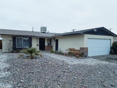 Barstow Single Family Home For Sale: 1721 Forane Street