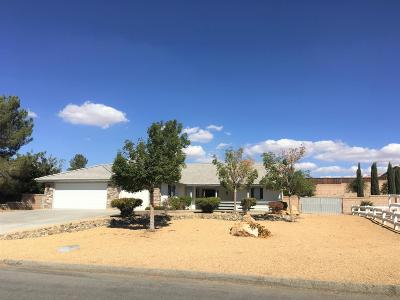 Apple Valley Single Family Home For Sale: 15303 Riverside Drive