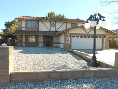 Helendale Single Family Home For Sale: 26649 Blue Water Road