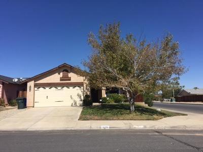 Victorville Single Family Home For Sale: 13890 San Gorgonio Road
