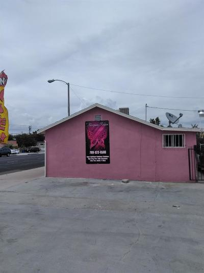 Victorville CA Commercial For Sale: $245,000