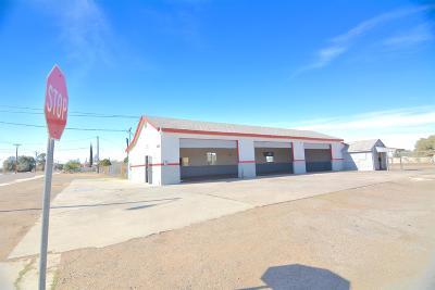 Adelanto Commercial For Sale: 12090 Bartlett Avenue