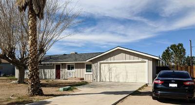 Victorville Single Family Home For Sale: 14800 Gravilla Road
