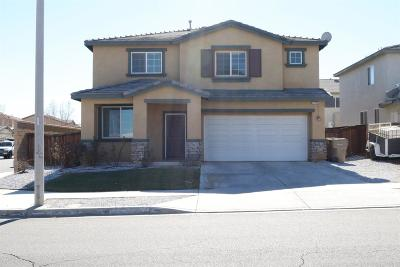 Hesperia Single Family Home For Sale: 14265 Olive Street