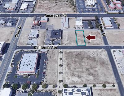 Victorville CA Commercial Lots & Land For Sale: $90,000