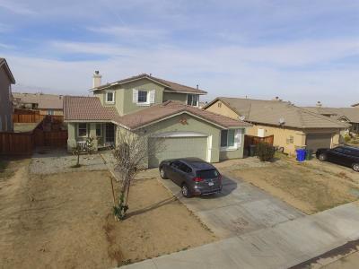 Adelanto Single Family Home For Sale: 15010 Dragon Tree Drive