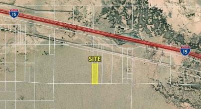 Newberry Springs Residential Lots & Land For Sale: South Of Route 66 Highway