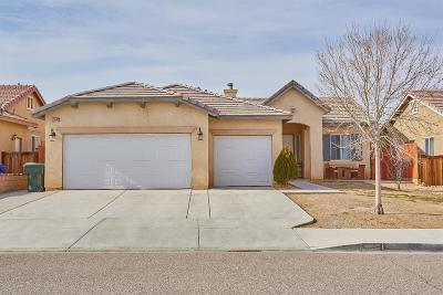 Victorville Single Family Home For Sale: 13642 Spirit Place