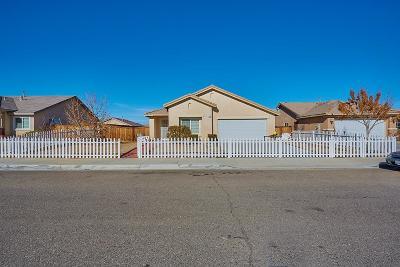 Adelanto Single Family Home For Sale: 10986 Hillsborough Street