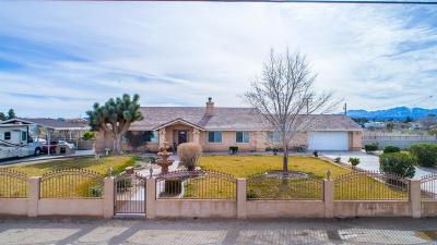 Phelan Single Family Home For Sale: 10925 Del Rosa Road