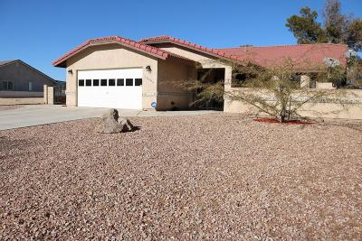 Helendale Single Family Home For Sale: 15046 Tournament Drive