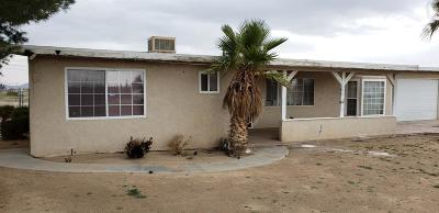 Victorville Single Family Home For Sale: 16612 Green Tree Boulevard
