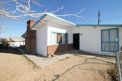 Barstow Single Family Home For Sale: 521 S Muriel Drive