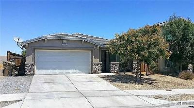 Hesperia Single Family Home For Sale: 14130 Verde Street