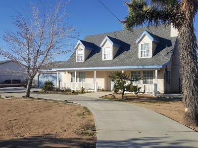 Hesperia Single Family Home For Sale: 14804 Ash Street