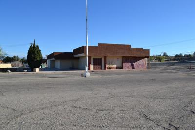 Victorville CA Commercial For Sale: $550,000