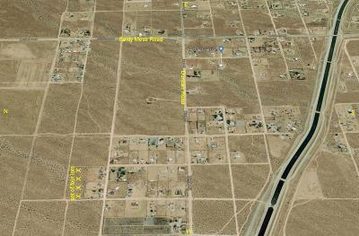 Phelan Residential Lots & Land For Sale: 18 Marco Road