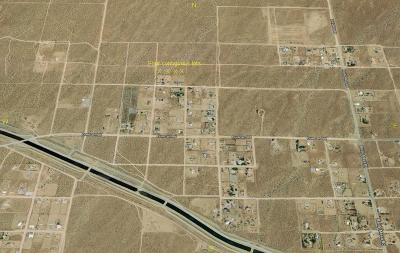 Phelan Residential Lots & Land For Sale: 19 Marco Road