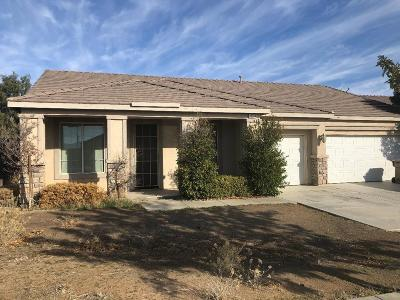 Hesperia Single Family Home For Sale: 13784 Lemongrass Way