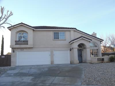 Victorville Single Family Home For Sale: 14015 Cicada Court