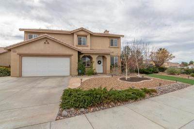 Victorville Single Family Home For Sale: 12921 Amador Street