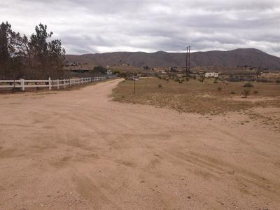 Apple Valley Residential Lots & Land For Sale: Tussing Court