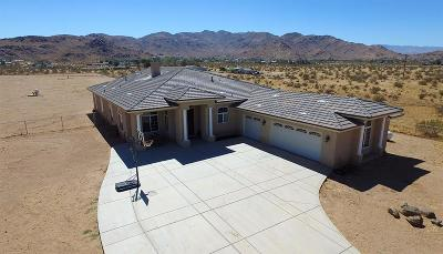 Apple Valley Single Family Home For Sale: 15485 Barker Road