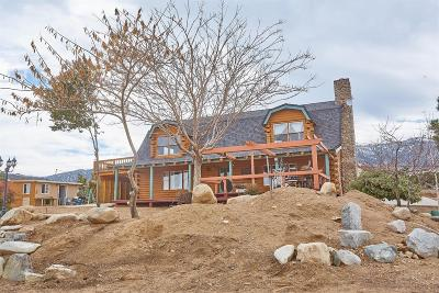 Pinon Hills Single Family Home For Sale: 1773 Hollister Road