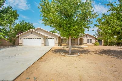 Apple Valley CA Single Family Home For Sale: $379,950