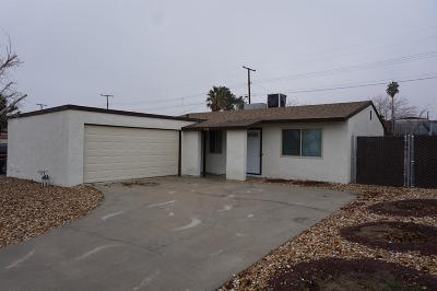 Barstow Single Family Home For Sale: 1516 Sunrise Road