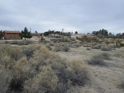 Apple Valley Residential Lots & Land For Sale: Mondamon Road