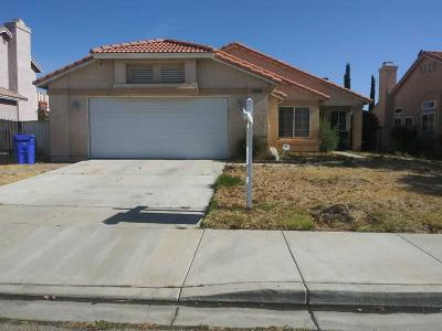 Victorville Single Family Home For Sale: 13802 Sarracino Way