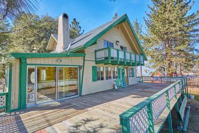 Wrightwood Single Family Home For Sale: 5312 Lone Pine Canyon Road