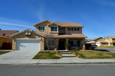 Victorville Single Family Home For Sale: 12670 Table Rock Lane