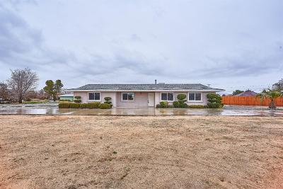 Apple Valley CA Single Family Home For Sale: $245,900