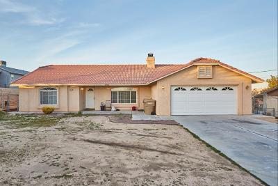 Hesperia Single Family Home For Sale: 17858 Donert Street
