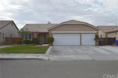 Adelanto Single Family Home For Sale: 14550 Oakdale Circle