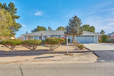 Phelan CA Single Family Home For Sale: $305,950