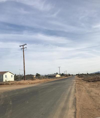 Phelan Residential Lots & Land For Sale: 9480 (Mesa) Verde St A/B Street
