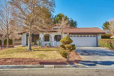 Helendale Single Family Home For Sale: 27342 Outrigger Lane