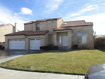 Victorville Single Family Home For Sale: 16405 Kashiwa Way