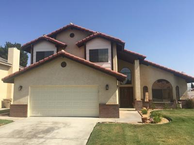 Victorville Single Family Home For Sale: 12775 Pinehurst Trail