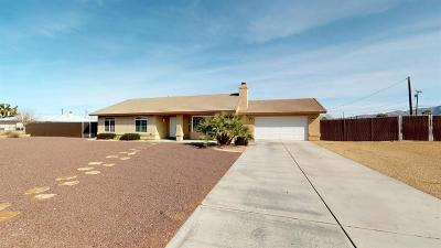 Apple Valley Single Family Home For Sale: 14773 Tonikan Lane
