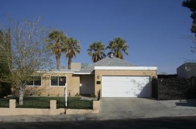 Barstow Single Family Home For Sale: 2037 Princeton Drive