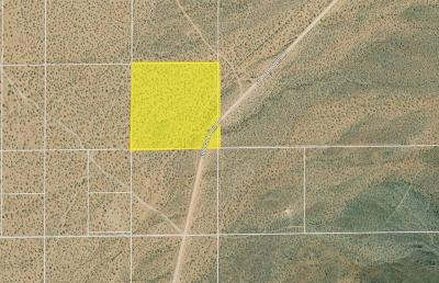 San Bernardino County Residential Lots & Land For Sale: Stoddard Wells Road